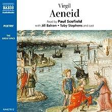 Aeneid (Dramatized) (       ABRIDGED) by Virgil Narrated by Paul Schofield, Jill Balcon, Toby Stephens, Geraldine Fitzgerald, John McAndrew, Stephen Thorne