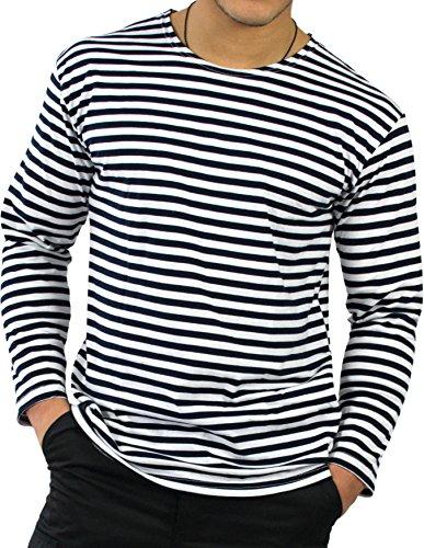 Russisches Marine Shirt in verschiedenen Ausführungen Farbe Longsleeve Winter Größe M