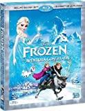 Frozen (Blu-ray 3D / Blu-ray) Spanish Import