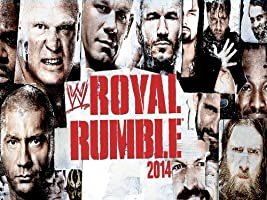 WWE Royal Rumble 2014 [HD]