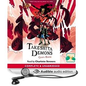 Takeshita Demons (Unabridged)