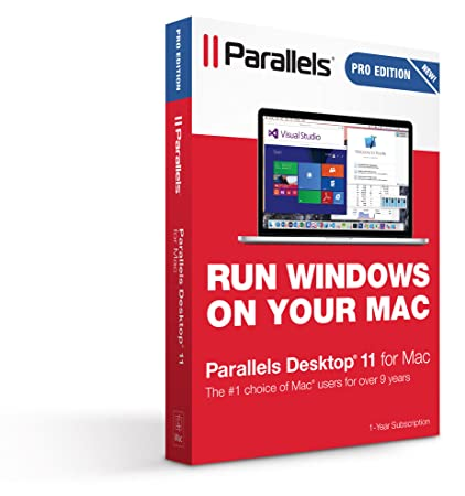 Parallels Desktop for Mac 11 Pro Edition [Download]