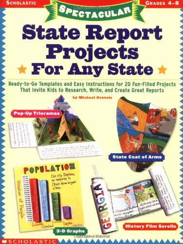 10 ready to go book report projects