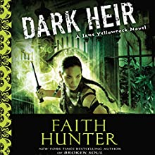 Dark Heir: Jane Yellowrock, Book 9 Audiobook by Faith Hunter Narrated by Khristine Hvam