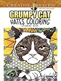 Creative Haven Grumpy Cat Hates Coloring: Coloring Book (Adult Coloring)