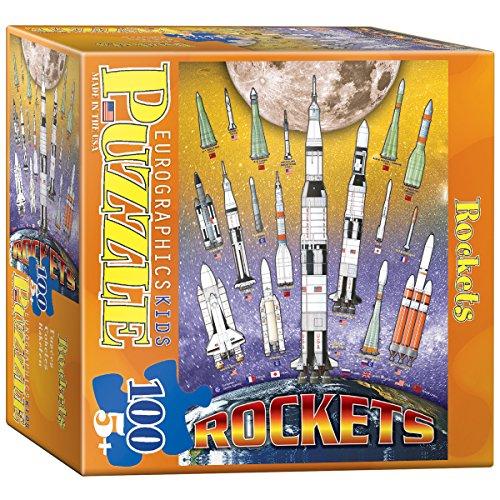 Rockets Puzzle, 100-Piece