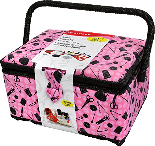 Singer Sewing Basket Kit 7276 (Sewing Basket With Supplies compare prices)