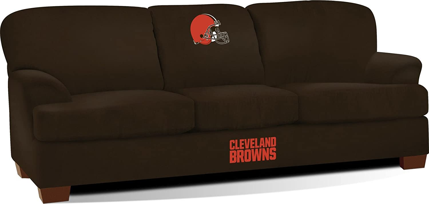 Imperial Officially Licensed NFL Furniture: First Team Microfiber Sofa/Couch