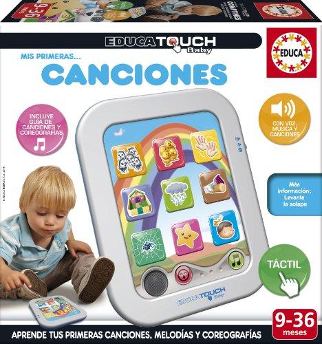 Educa Touch - Mis primeras... canciones, juego de mesa (15887)
