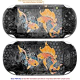 Decalrus Matte Protective Decal Skin Sticker For Sony Play Station Psp Vita Handheld Game Console Case Cover Mat... - B009P3PCNI