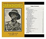 img - for Uniforms, Organization and History of the Afrikakorps book / textbook / text book