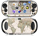 GELASKINS JAPAN Sony PS VITA �X�L���V�[���yThe World�z
