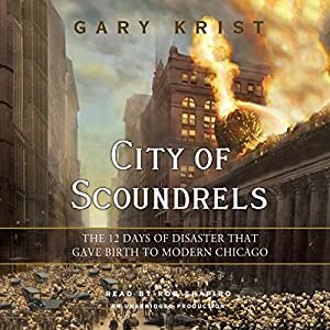 City of Scoundrels Audiobook