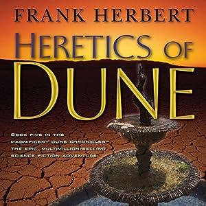 Heretics of Dune Hörbuch