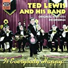 Is Everybody Happy: Original Recordings 1923-1931