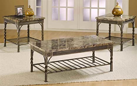3-Pc Coffee Table