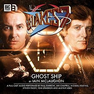 Blake's 7 2.4 Ghost Ship Audiobook