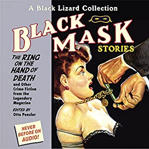 Black Mask 5: The Ring on the Hand of Death Audiobook