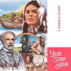 Exciting Events Volume 3: Your Story Hour Hörbuch von  Your Story Hour Gesprochen von:  Aunt Carole,  Uncle Dan