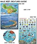 Franko Maps Maui Reef Creatures Fish...