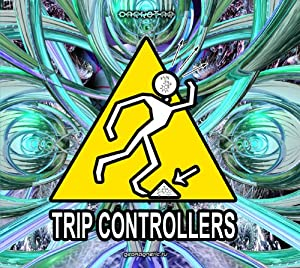 [GEOCD012] Trip Controllers - v/a compiled by Dr. Spook ( Goa / Psytrance / Acid Techno / Progressive House / Hard Dance / Nu-NRG / Trip Hop / Chillout / Dubstep Anthems )
