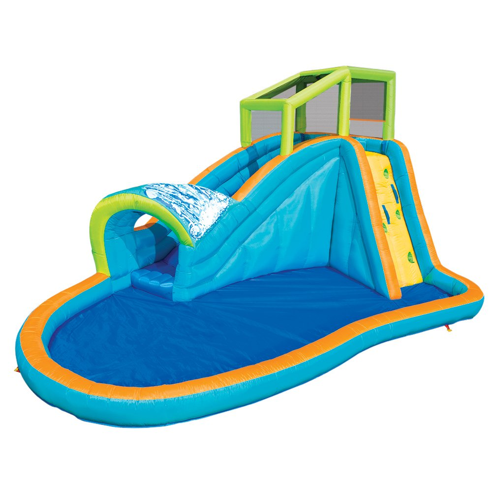 Banzai Pipeline Inflatable Water Park