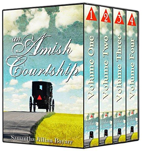 Amish Courtship by Samantha Bayarr ebook deal