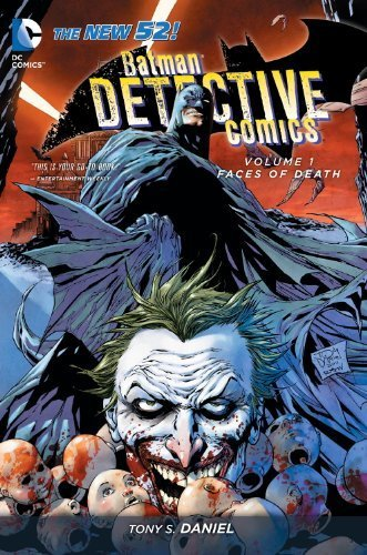 Batman: Detective Comics Vol. 1: Faces of Death (The New 52) by Daniel, Tony S. (2013) Paperback
