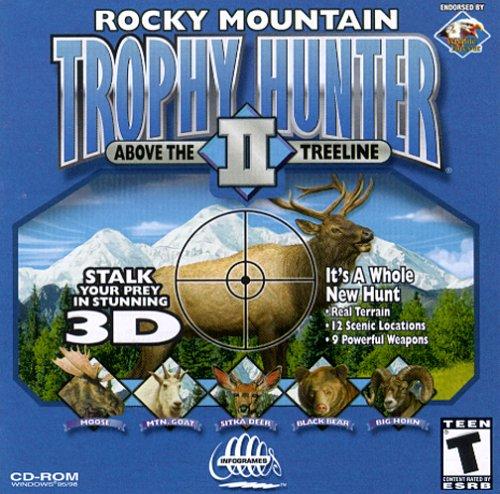 Rocky Mountain Trophy Hunter 2: Above the Treeline (Jewel Case)