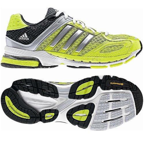 Adidas Damen Laufschuhe Supernova Sequence 5 W G64047 38 Gelb/Grau