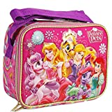 Disney Princess Palace Pets Insulated Girls School Lunch Snack Bag