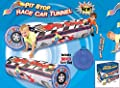 """58"""" Indoor/Outdoor Pit Stop Race Car Play Tunnel With Carry Case"""