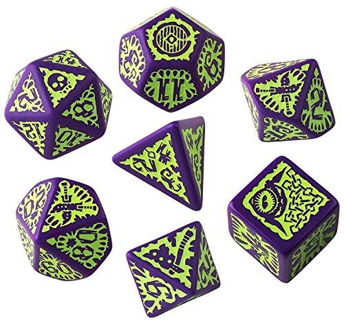 set-de-des-pathfinder-goblin-purpura-y-verde-7