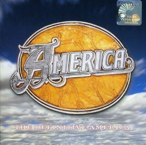 CD : America - Definitive America (CD)