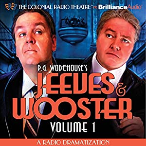 Jeeves and Wooster, Vol. 1 Radio/TV Program