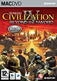 Civilization IV: Beyond the Sword Expansion (Mac CD)