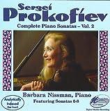 Piano Barbara Nissman Prokofiev: Piano Sonatas, Vol. 2, Nissman (UK Import)