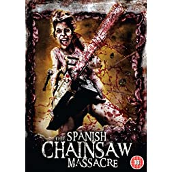 The Spanish Chainsaw Massacre [Non USA PAL Format]