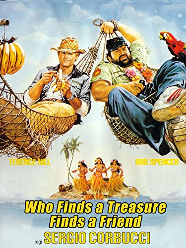 Who Finds A Treasure Finds A Friend
