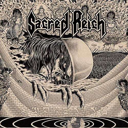 CD : SACRED REICH - Awakening