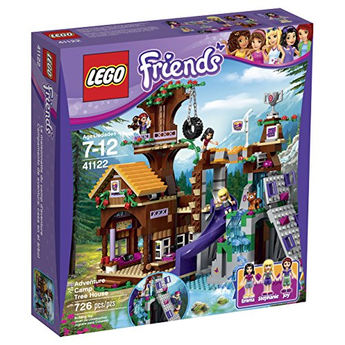 LEGO Friends Adventure Camp Tree House