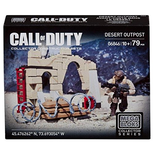 Call Of Duty Wüste Outpost 10+
