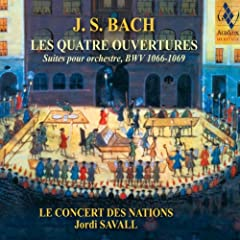 Ouverture II en si mineur, BWV 1067: IV. Bourr�e I alternativement - Bourr�e II