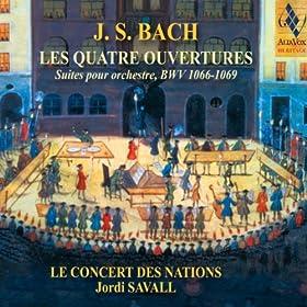 Ouverture III en r� majeur, BWV 1068: I. Ouverture