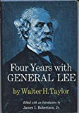 img - for Four Years with General Lee book / textbook / text book