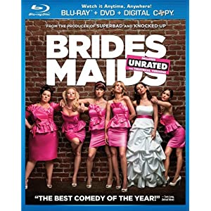 Bridesmaids on Blu-ray