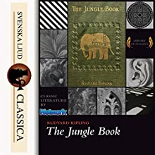 The Jungle Book Audiobook by Rudyard Kipling Narrated by Meredith Hughes