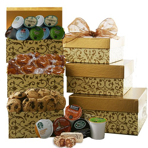 K-Cup Madness K-Cup Gift Basket