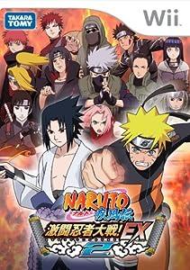 Naruto Shippuuden: Gekitou Ninja Taisen EX 2[Japanische Importspiele]