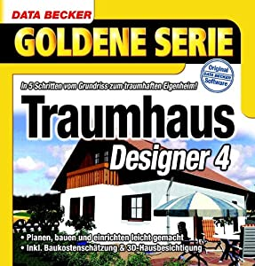 traumhaus designer 4 classic edition software. Black Bedroom Furniture Sets. Home Design Ideas